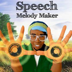 Speech (Arrested Development) album cover by CosmicLionComix