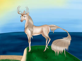 Eimhin | Buck | Aspiring Soldier by WinterVodka-Stables