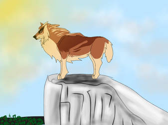 On Top Of The World by WinterVodka-Stables