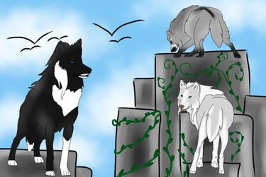 Alder, Kiska and Kanen 2 by WinterVodka-Stables