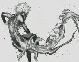 Centipede Kaneki Ken 3 by ShadowofChaos666