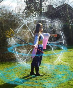 Yuna's Aeons - Ixion Summoning by Yuna-Darklight