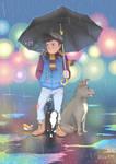 Rain of animals by Erick-FM
