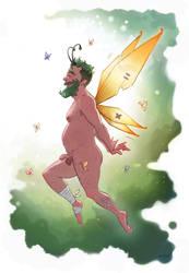 Fly Fairy Fly by Erick-FM