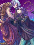 NYSS 2014 - Beyll and Elthee by Cotton-Keyk