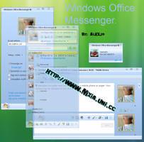 Windows Office Messenger by mxia-sxo
