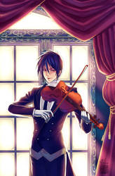 sebastian michaelis by ComplexWish