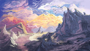 A Break in Turmoil by Icarus667