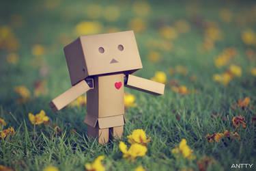 A Hug For You by antontang