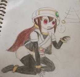 maple syrup(my original character) hypnotized by TobyAkafuji
