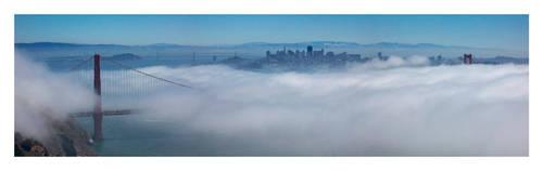 San Francisco - Golden Gate 2 by silvercat444