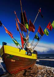 Sailboat by dany25