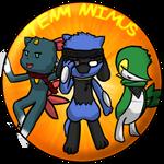 Team Animus (commission) by RymNotrim