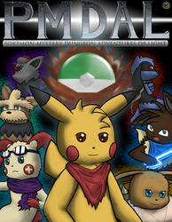 PMDAL Cover Page by RymNotrim