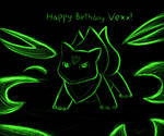 Happy Birthday Vexx! by RymNotrim
