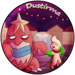 DustinXIrma by RymNotrim