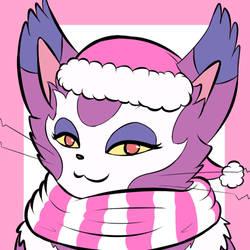 Shiny Pur holiday icon by RymNotrim