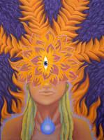 Burn Away The Darkness by JulieBeloussow