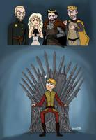 Everyone loves the king (yeeeeeees...xD) by Spirit734