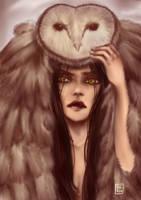 Lechuza by LeliaArtwork