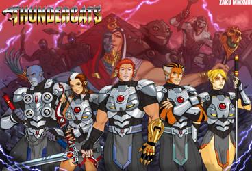 Thundercats by zakuman