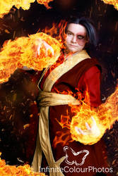 The Firelord by sigyn1