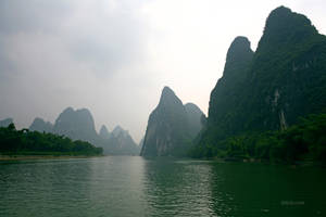 China GuangXi GUI LIN by Sophie-Y