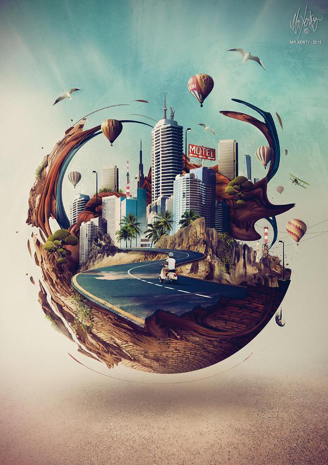 Little-World by Mr-Xerty