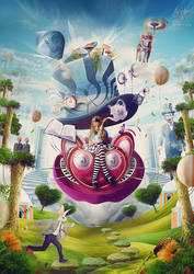 Wonderland by Mr-Xerty