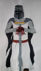 Kylo Ren the Templar Knight by FuninightmareShow