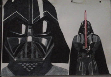 Lord Vader by FuninightmareShow