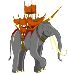 Oliphant by FuninightmareShow