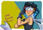 HAPPY BIRTHDAY MIKEY! by Shenbug