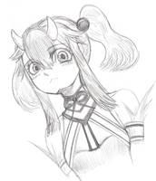 ArtTrade with Onialgarra by Uchiky
