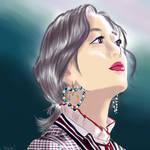 Twice - Jihyo by Uchiky