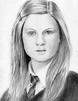Ginny Weasley by hagrid78