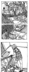 24 Hour Comic by rasenkai