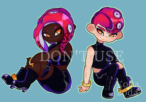 Agent 8 by KodaOma