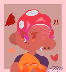 Anger Boyfriend by KodaOma