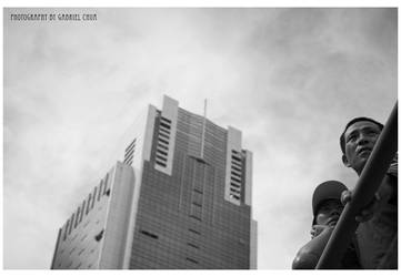 men of a building by captured-memories