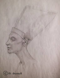 Nefertiti - Profile by she1badelf