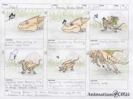 Snap! - Storyboard 1 by she1badelf