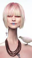 Dove Blue by FuchsiaG
