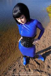 Blue Wellingtons 6 by FuchsiaG