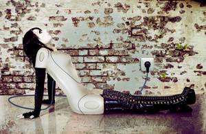 Girl Bot by RonBurgundy