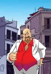 Mafia Boss by markador