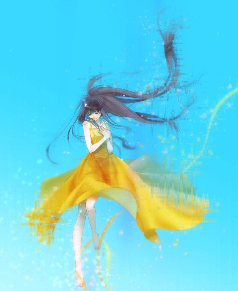 dressed in yellow by tamakiharu