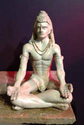 Shiva sculpt2 by deuxleon