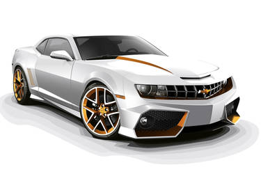 Chevrolet Camaro by Fresco24