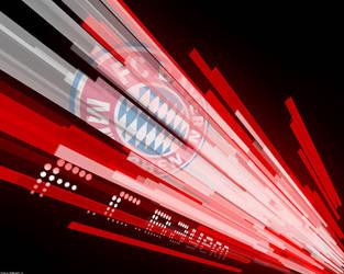 FC Bayern Munchen by Fresco24